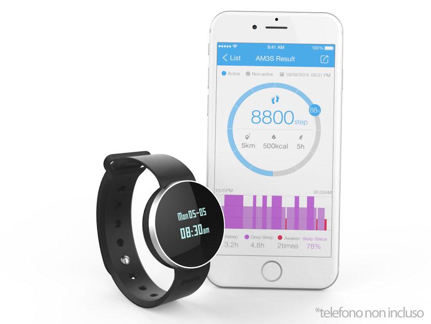 Brățară monitorizare activitate fizică și somn